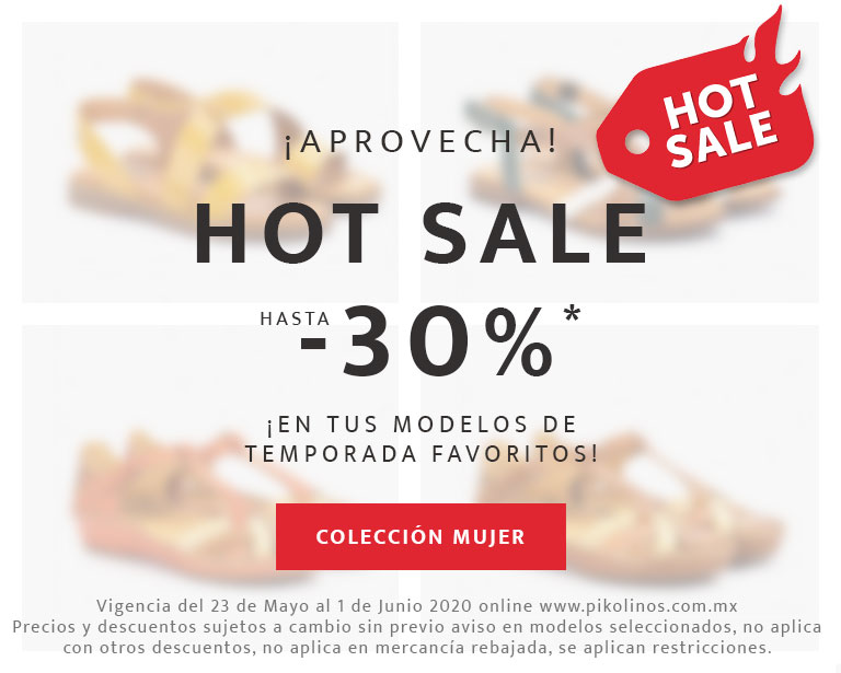 HOT SALE  MUJER
